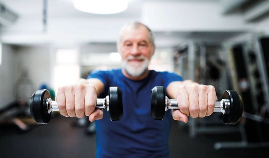 Ideal protein to help seniors rebuild lost muscle