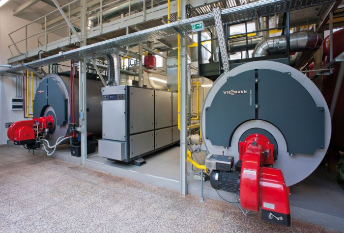 Viessmann solutions for investing in energy efficiency in companies