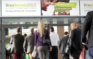 The European beverage industry meets at BrauBeviale 2015