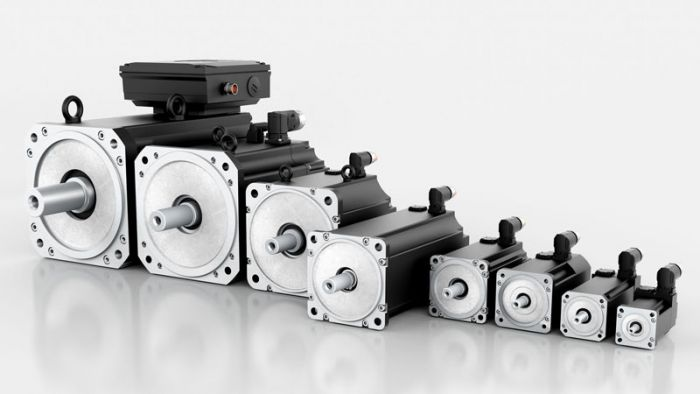 New lengths available for size 5 motors round off the 8LS line of servo motors with powerful, dynamic performance.