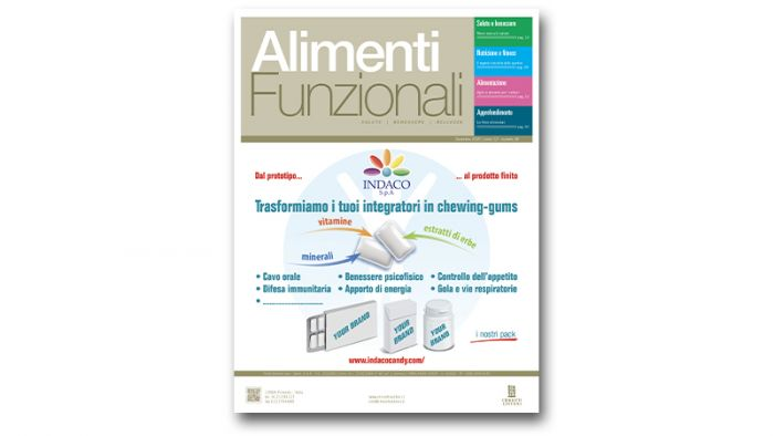 "The latest issue of ""Alimenti Funzionali"" is now available"