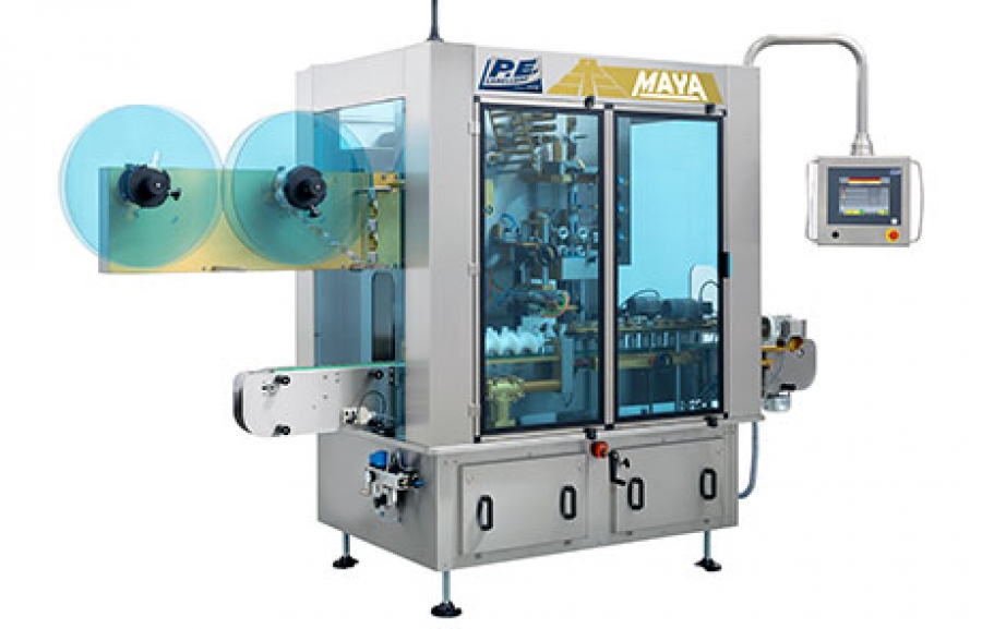 New industrial labelling machines at Interpack 2014