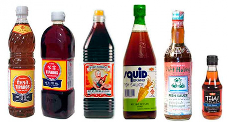 Fish sauce, a new alternative to sodium