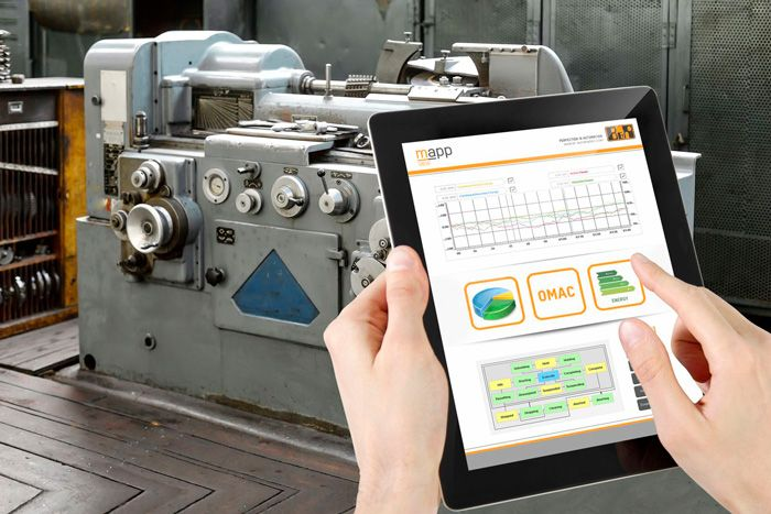 B&R's Orange Box enables machine operators to collect and analyze data from previously isolated machines and lines and get them fit for the smart factory.