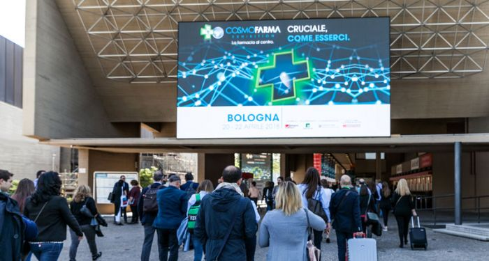 The evolution of the world of pharmacy at Cosmofarma Exhibition 2019