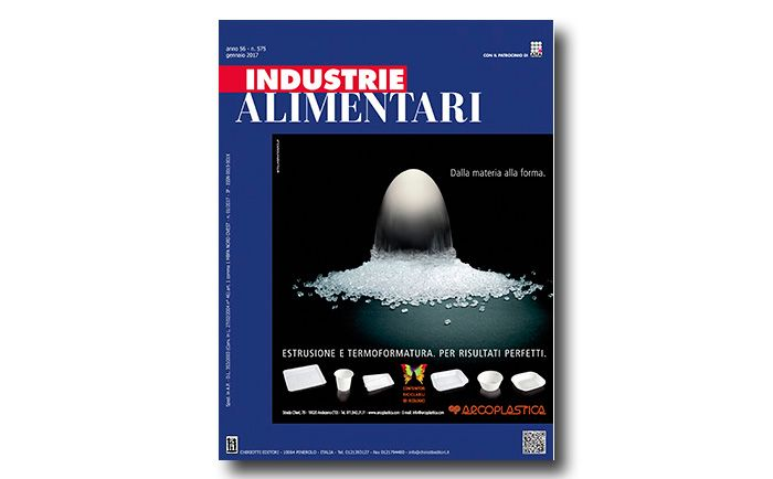 "The latest issue of ""INDUSTRIE ALIMENTARI"" is now available"
