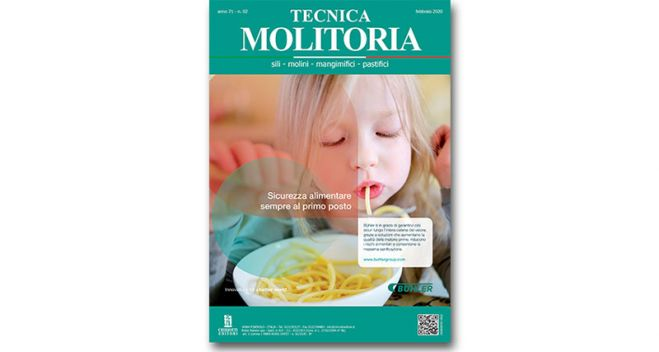 "The February issue of ""Tecnica Molitoria"" is now available"