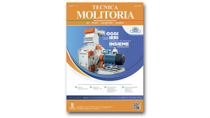 "The latest issue of ""Tecnica Molitoria"" is now available"