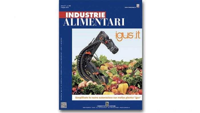 The latest issue of INDUSTRIE ALIMENTARI is now available