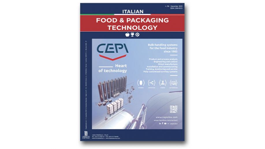 The latest issue of Italian Food & Packaging Technology is now available