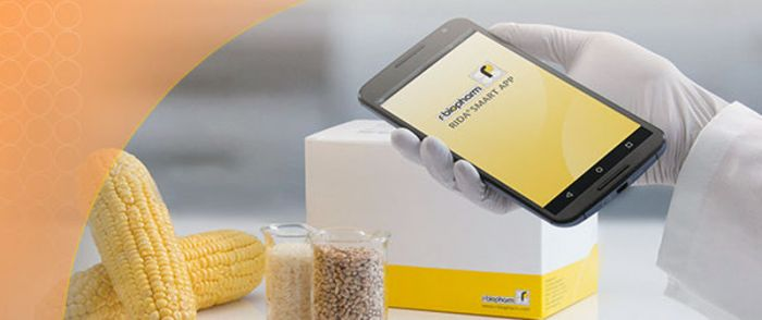 RIDA®SMART APP for the analysis of mycotoxins