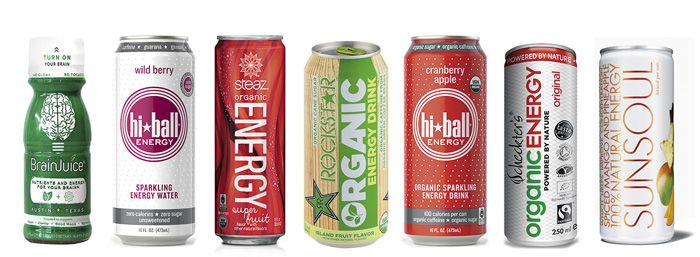 Energy drinks are booming