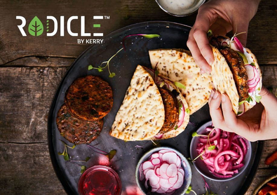 Radicle™ by Kerry launches with ambition to lead the industry to produce better plant-based food