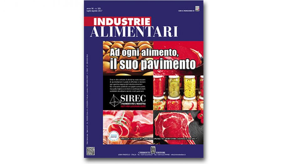 The summer issue of Industrie Alimentari is now available