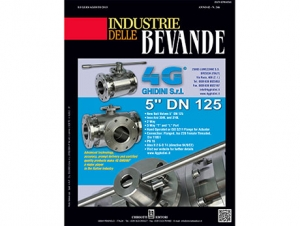 The summer issue of Industrie delle Bevande is now shipping
