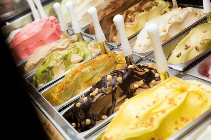 Ice cream market shifts towards greater pleasure and less guilt
