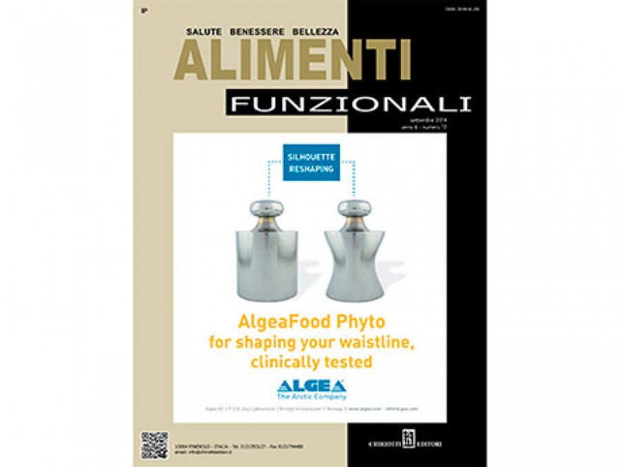 New issue of Alimenti Funzionali is now available