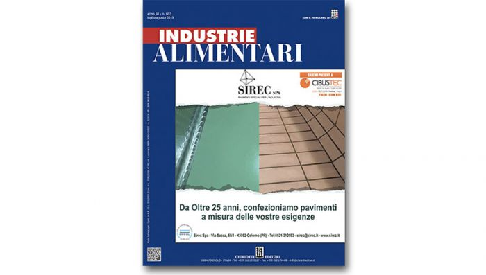 "The summer issue of ""Industrie Alimentari"" is now available"