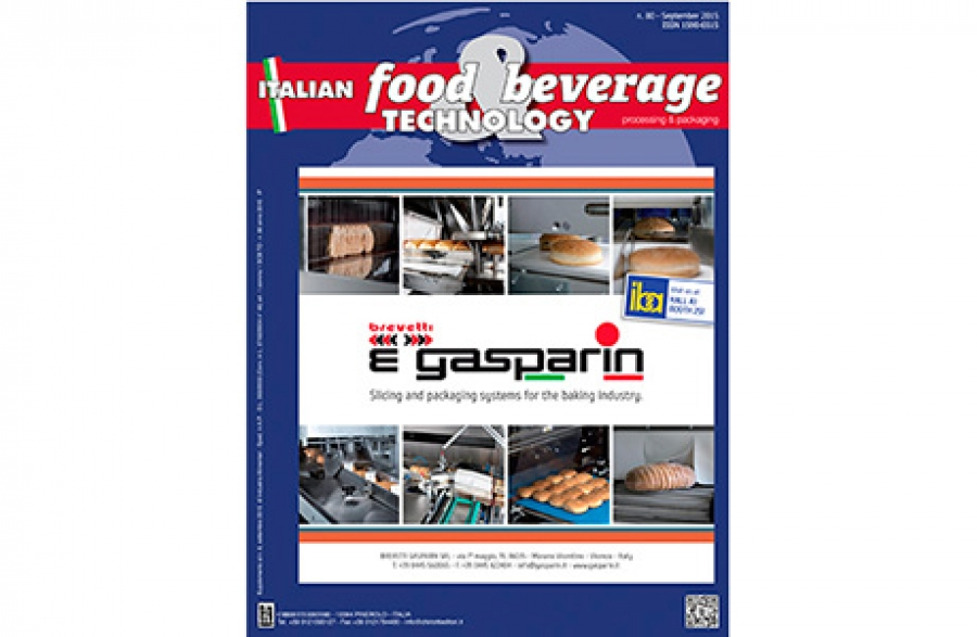 E' disponibile il nuovo numero di Italian Food & Beverage Technology