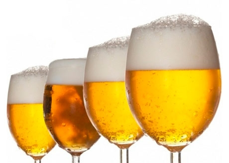 New flavours for lager beer