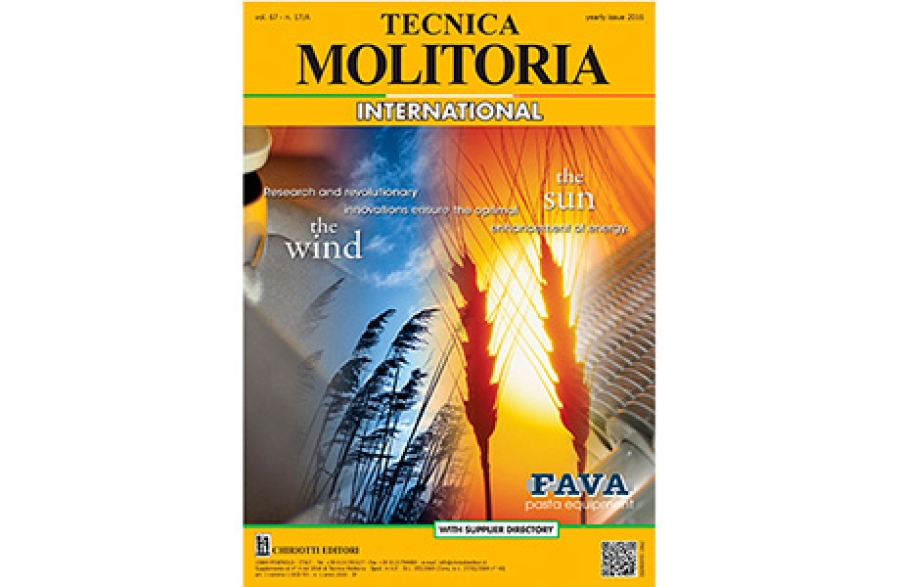 "The 2016 issue of ""Tecnica Molitoria International"" is now available"