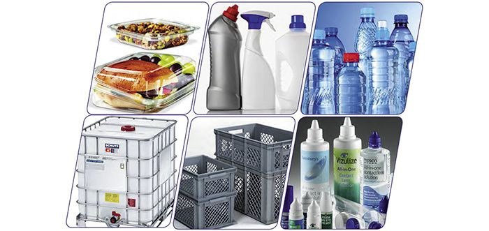 The European market for rigid plastic containers