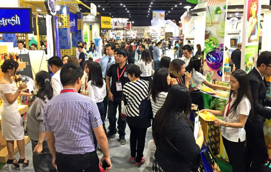 THAIFEX-World of Food Asia 2019 returns with a greater business focus