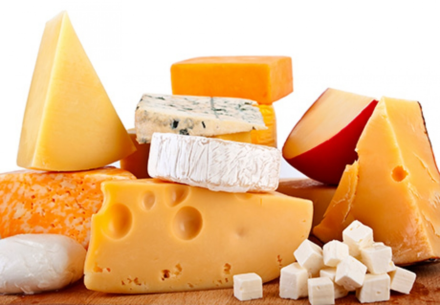 Top 5 cheese brands hold less than 10% of global market
