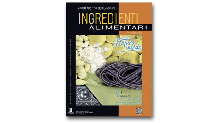 "The latest issue of ""Ingredienti Alimentari"" is now available"