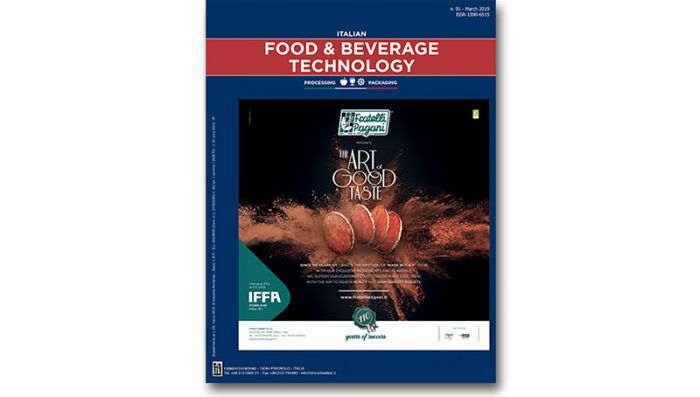 """Italian Food & Beverage Technology"" of March is now available"