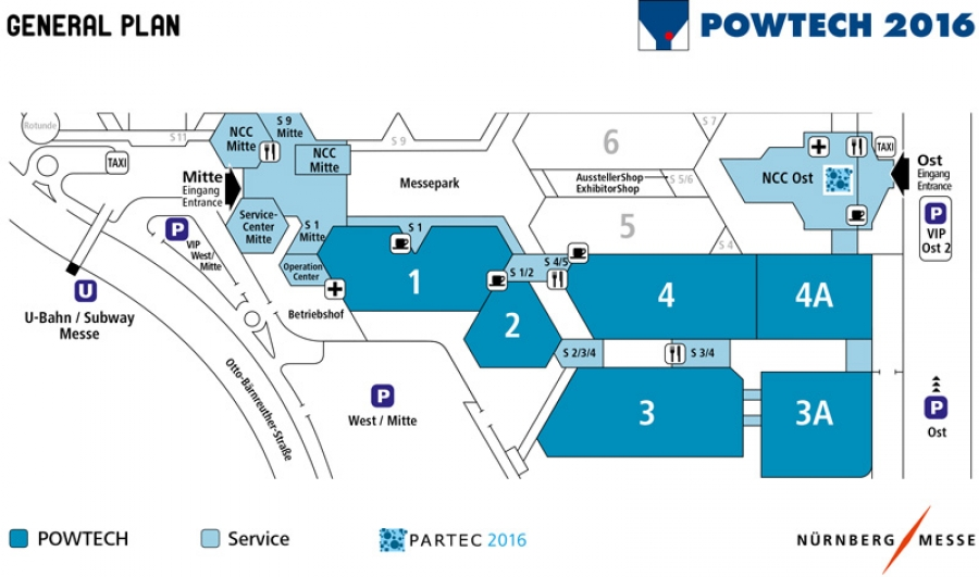 Powtech 2016: an unmissable supporting programme
