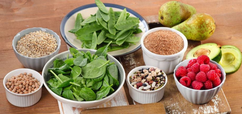 Dietary fiber protects against obesity and metabolic syndrome