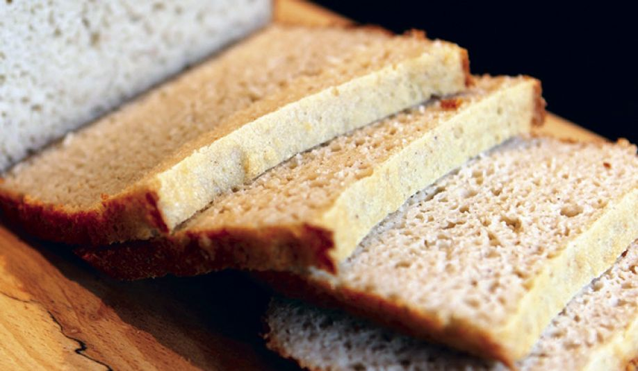 Effect of microwave assisted baking on quality of rice flour bread