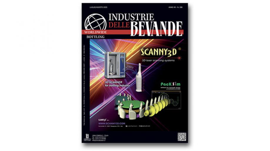 "The July-August issue of ""Industrie delle Bevande"" is now available"