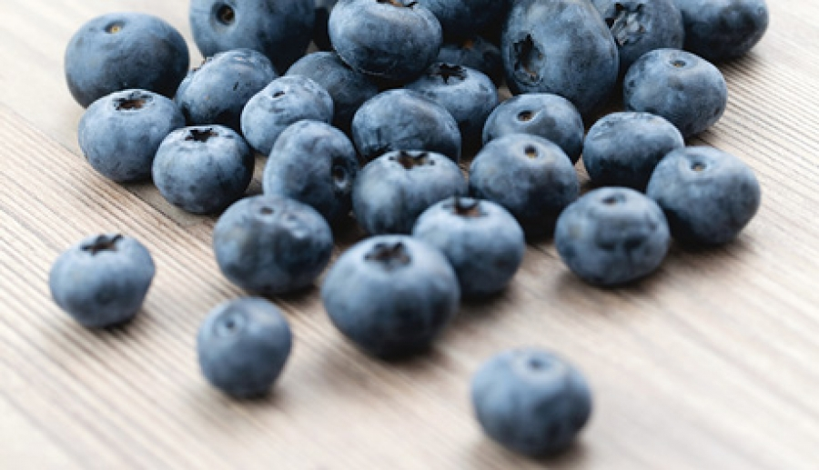 Bilberries to increase dietary fibre intake