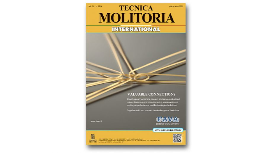 "The 2021 issue of ""Tecnica Molitoria International"" is now available"