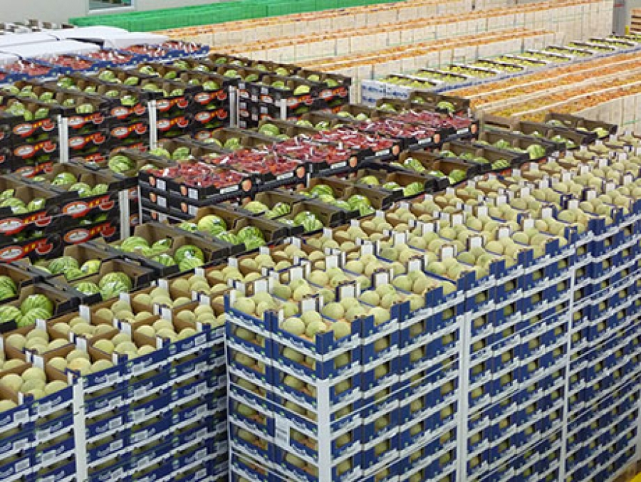 Crop storage may alter nutritional value