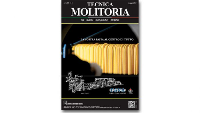 "The May issue of ""Tecnica Molitoria"" is now available"