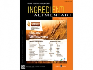The first 2014 issue of Ingredienti Alimentari is out