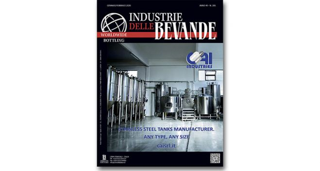"""Industrie delle Bevande"" doubles with the new ""Worldwide Bottling"" now available in Italian and English"