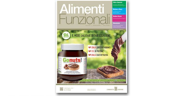 "The June issue of ""Alimenti Funzionali"" is now available"