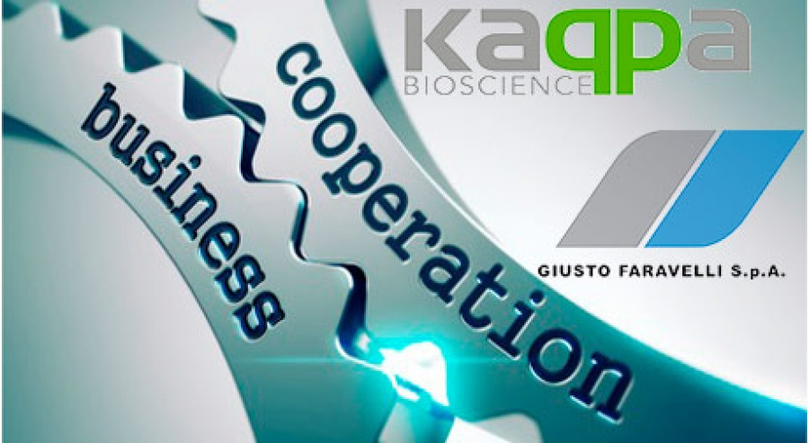 New patnership for the food and nutra industry: Kappa Bioscience